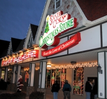 night-exterior-at-santa-claus-christmas-store