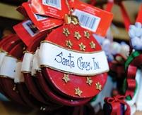 santa-claus-indiana-ornament-at-santa-claus-christmas-store